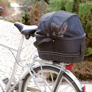 Cykel taske til hund - bagagebærer
