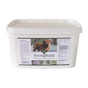 Innordic StrongBuild Hund, 3 kg