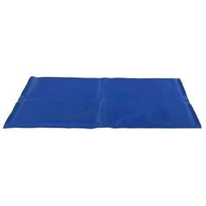 Kølemåtte til hunde, 90x50 cm, blå