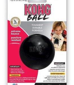 Kong Extreme Hundelegetøjs Bold - Ekstra Holdbar - Flere Størrelser