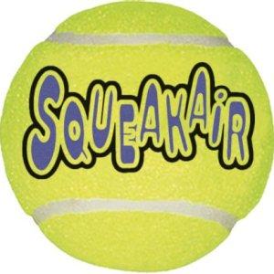 Kong Hundelegetøjs Tennisbold - 3-pak - Medium