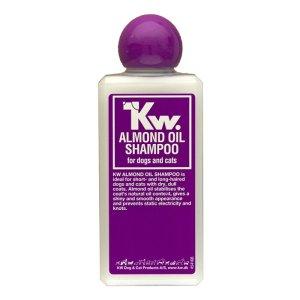 Kw Hunde og Katte Shampoo - Mandelolie - 200ml