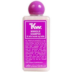 Kw Hunde og Katte Shampoo - Minkolie - 200ml