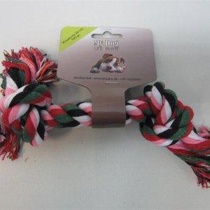 MyDog Hundelegetøjs Knudereb - 25cm - 105g