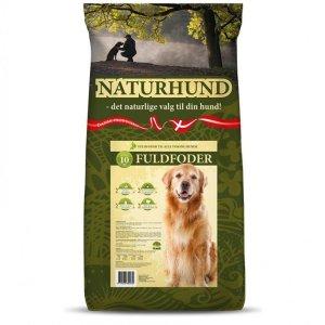 Naturhund Fuldfoder