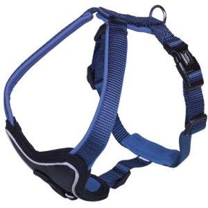 Nobby Komfort Hundesele Classic Neopren Blå - Flere Størrelser