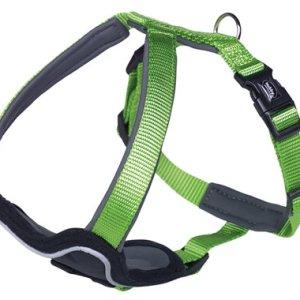 Nobby Komfort Hundesele Classic Neopren Grøn - Flere Størrelser