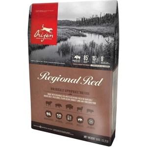 Orijen Regional Red hundefoder, 11.4 kg