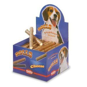Starsnack Hunde Snack Godbidder Rulle Med Oste Fyld, 1stk