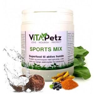 VitaPetz Sportsmix pulver, 1000 gr. refill
