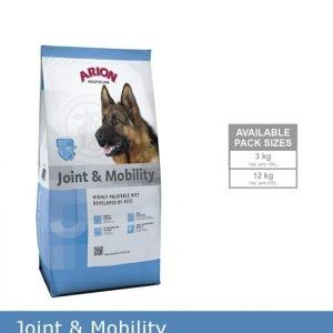 Arion Joint & Mobility Hundefoder - 3kg