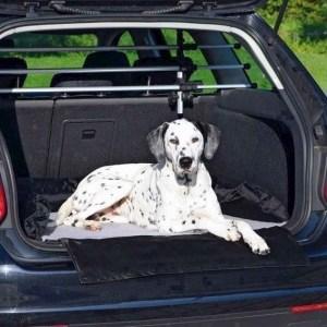 Hundeseng/bagagerum beskyttelse til bilen, 95 x 75 cm