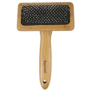 Racinel børste - Comfort bamboo karte - Small
