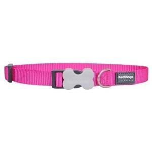 Red Dingo Halsbånd, Pink, 24-36cm