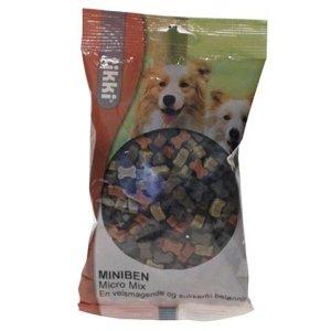 Tikki Hunde Snack Godbidder Micro Mix, 200g
