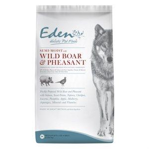 Eden Semi-Moist - Wild Boar & Pheasant - 12kg