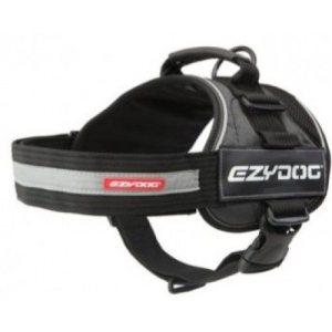 EzyDog Convert Harness, Sort/mørkegrå
