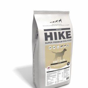 HIKE NATURE Diet 25/10 kornfri hundemad - 12 kg