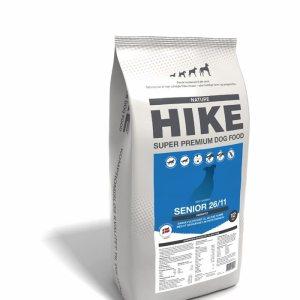 HIKE NATURE Senior 26/11 kornfri hundemad - 12 kg