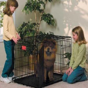 Hundebur i stål fra Midwest lifestages - 6 størrelser