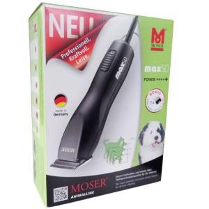 Moser Max50 Pro hundetrimmer til alle hunderacer & katte