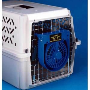 Ventilator til bure og transportkasser Metro Airforce