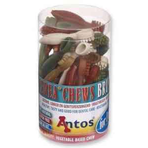 Antos Hunde Tygge Snack Tandbørste - 100g - 5cm