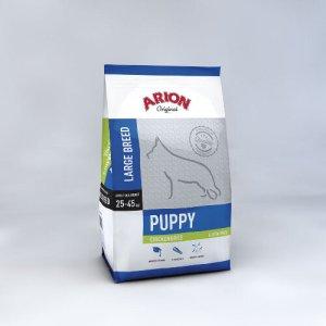 Arion Original Puppy Large Breed - Kylling og Ris - 12kg