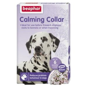 Beaphar Hundehalsbånd med Beroligende Effekt - - - -