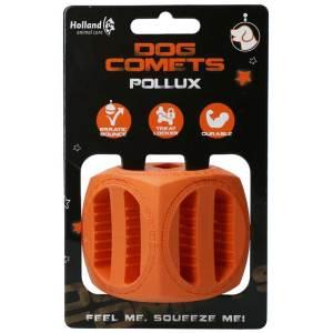 Dog Comets Pollux hoppende gummilegetøj der gemmer godbidder