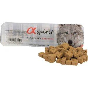 AlphaSpirit Hunde Snack Bløde Godbidder Med And, 35g