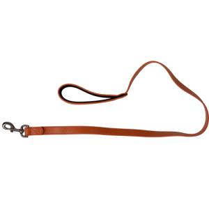 Coop hundesnor - Pjuske - Læder - Cognac