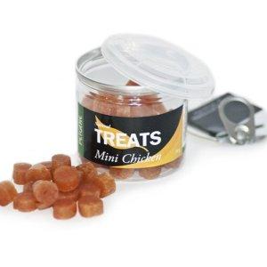 Treateaters Hunde Snack Godbidder Mini Treats - Med Kylling - 70g - - - - -