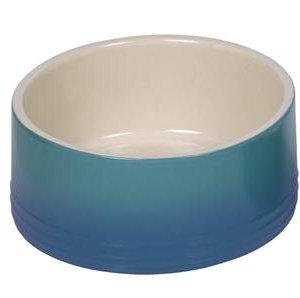 Nobby Gradient Hundeskål i Keramik - Flere Størrelser Blå