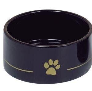 Nobby Gylden Pote Hundeskål i Keramik - Flere Størrelser