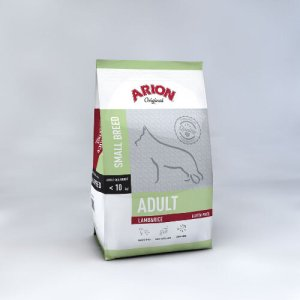 Arion Original Adult Small Breed - Lam og Ris - 7,5kg