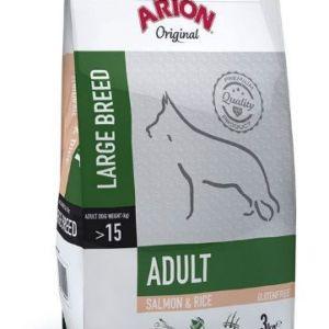 Arion Original Large Breed Laks og Ris 12kg