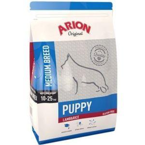 Arion Original Puppy Medium lam og ris 12kg