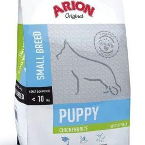 Arion Original Puppy Small kylling og ris 7,5kg 7,5 kg