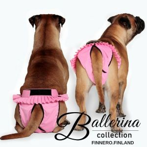 Ballerina løbetidsbuks S Pink
