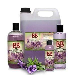 B&B Økologisk Shampoo - Lavendel