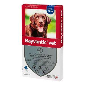 Bayvantic Vet hund 25-40 kg.