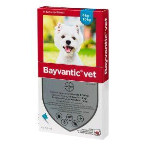 Bayvantic Vet hund 4-10kg.