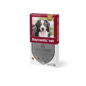 Bayvantic loppemiddel til hunde 40-60 kg