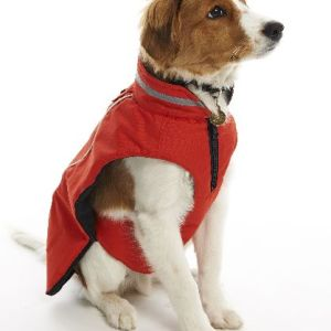 Buster Vinter frakke Red Chilli, vælg størrelse* XL