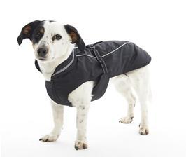 Buster Vinter frakke Sort, flere størrelser Small