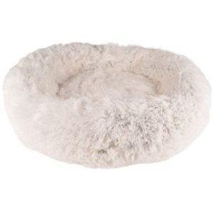 Cushion Krems Donut Hvid - Hundeseng