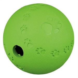 Dog Activity Snack ball, i gummi, Ø 7cm