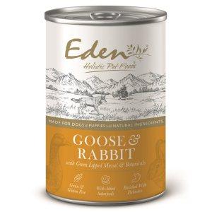 Eden Goose & Rabbit, Gourmet vådfoder