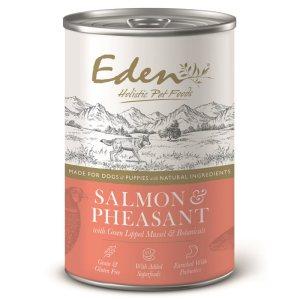 Eden Salmon & Pheasant, Gourmet vådfoder til hunde
